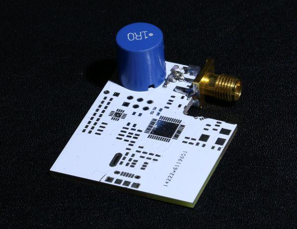 NFC reader PCB