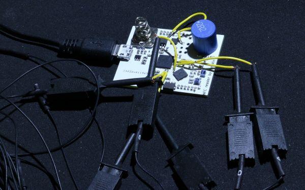 NFC debugging