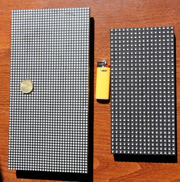 Led matrices from china