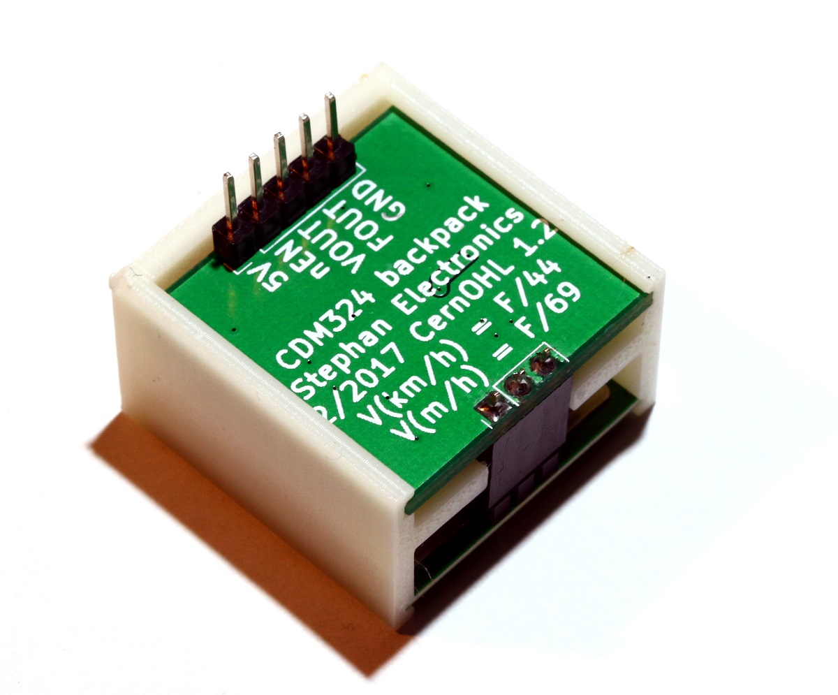 Making the Electronics for a 24GHz Doppler Motion Sensor - Limpkin's