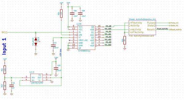 logic gate input