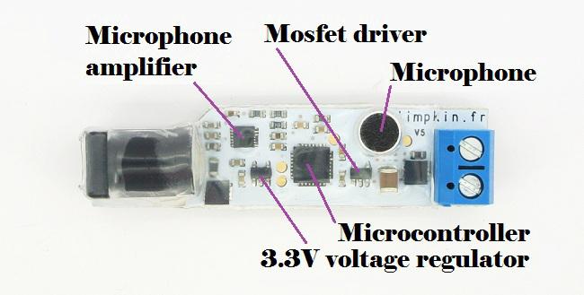 Whistled PCB